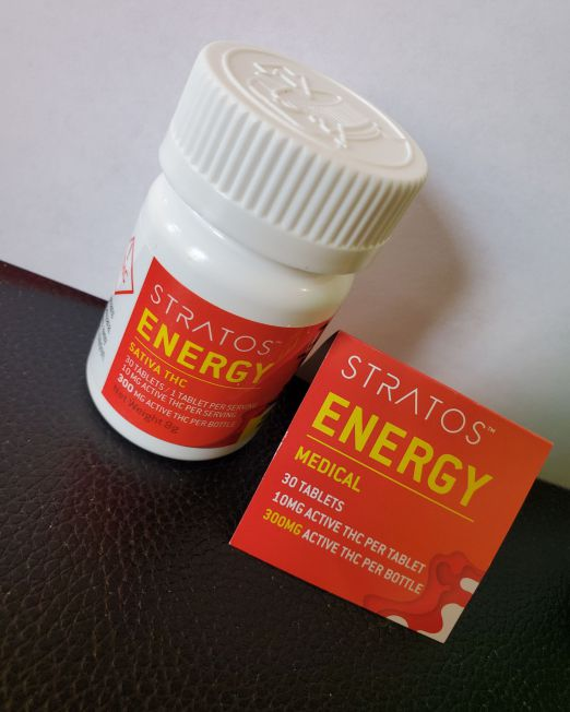Stratos Energy 300mg